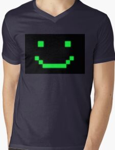 Computer Mens V-Neck T-Shirt