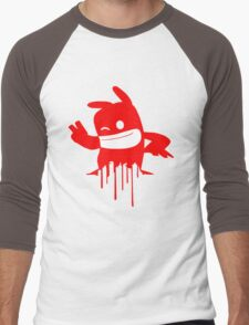 De Blob 2 Men's Baseball ¾ T-Shirt