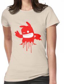 De Blob 2 Womens Fitted T-Shirt