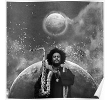 Kamasi Washington - The Epic Poster