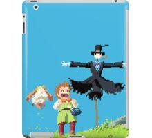 8 bit Howl 2 iPad Case/Skin