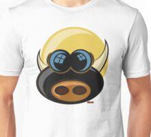 Torito enrrollao Unisex T-Shirt