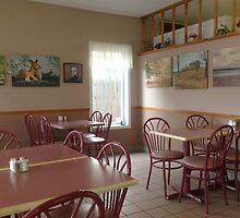 Mosley Street Grill Mini-Gallery ll by Luci Feldman