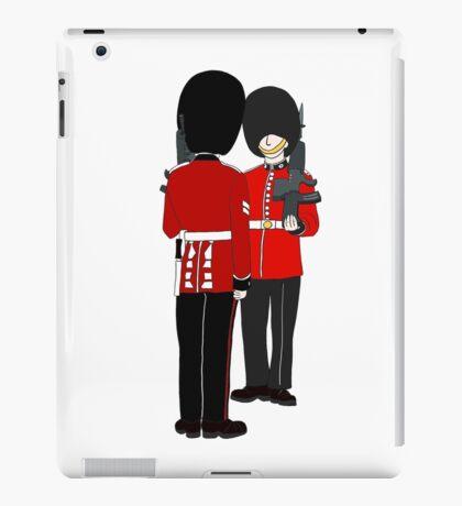 Royal Guard  iPad Case/Skin