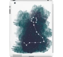 Watercolour Zodiac - Pisces iPad Case/Skin