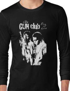 THE GUN CLUB -FIRE OF LOVE- Long Sleeve T-Shirt