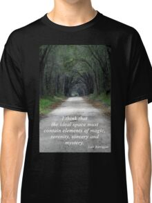 Forest of Magic, Serenity, Sorcery and Mystery Classic T-Shirt