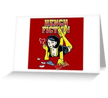 Hench fiction Greeting Card