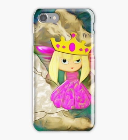 And Where is my Knight in Shining Armour Then! iPhone Case/Skin
