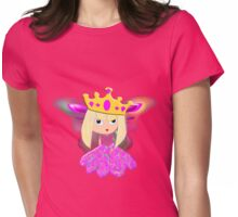 And Where is my Knight in Shining Armour Then! Womens Fitted T-Shirt