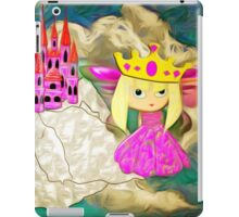 And Where is my Knight in Shining Armour Then! iPad Case/Skin
