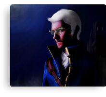 Critical Role - Percy Canvas Print