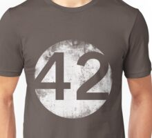 42 - Circle Hollow Unisex T-Shirt