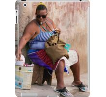 The Smoker iPad Case/Skin
