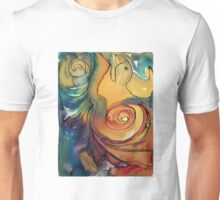 Up in the sky Unisex T-Shirt