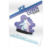 Ice Town Poster