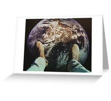 Down to Earth Greeting Card