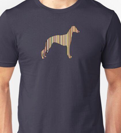 Designer Whippet Unisex T-Shirt