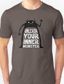 Unleash your inner monster  Unisex T-Shirt
