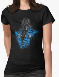 Mortal Ice Womens Fitted T-Shirt
