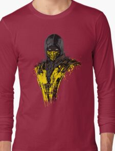 Mortal Fire Long Sleeve T-Shirt