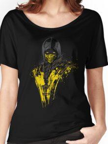Mortal Fire Women's Relaxed Fit T-Shirt