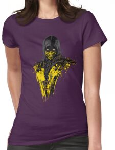 Mortal Fire Womens Fitted T-Shirt