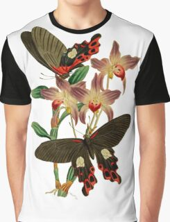 TIR-Butterfly-6 Graphic T-Shirt