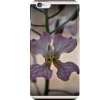Fancy Aussie Orchid iPhone Case/Skin