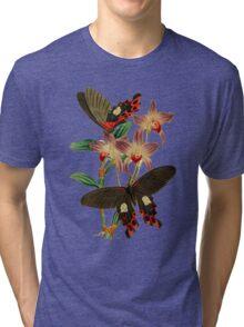 TIR-Butterfly-6 Tri-blend T-Shirt
