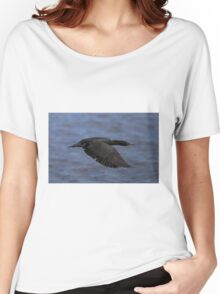 Flying Cormorant  Women's Relaxed Fit T-Shirt