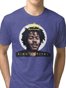 King Capital Steez Tri-blend T-Shirt