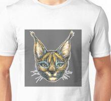 Caracal cat  Unisex T-Shirt