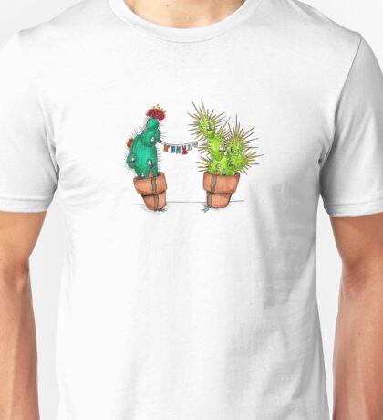 Cacti Neighborhood Unisex T-Shirt