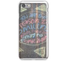 The Front Bottoms Peach  iPhone Case/Skin