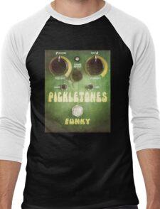 Swollen PIckletones Men's Baseball ¾ T-Shirt