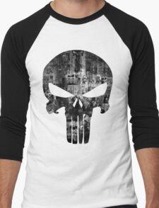 The Punisher Men's Baseball ¾ T-Shirt