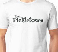 Pickletones Black Unisex T-Shirt