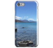 Lake tekapo-New Zealand  iPhone Case/Skin