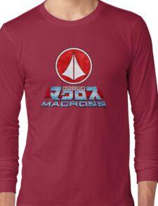 Macross Logo Long Sleeve T-Shirt