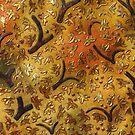 Falling leaves by Arie Koene