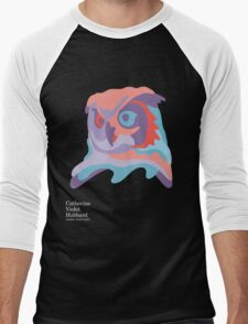 Catherine's Owl - Dark Shirts Men's Baseball ¾ T-Shirt