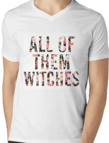 All of them Witches Mens V-Neck T-Shirt