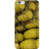 barrel hall #1 iPhone Case/Skin