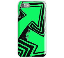 Three Arrows iPhone Case/Skin