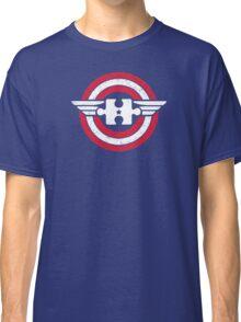 Autism Awareness Shirt for Autism Month | Captain Autism Superhero T-Shirt Classic T-Shirt