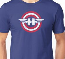 Autism Awareness Shirt for Autism Month | Captain Autism Superhero T-Shirt Unisex T-Shirt