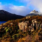 Cradle Mountain and Lake Dove by Angelika  Vogel