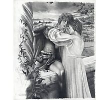 Romeo and Juliet Photographic Print