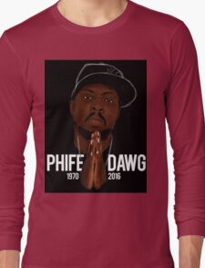Phife Dawg Long Sleeve T-Shirt